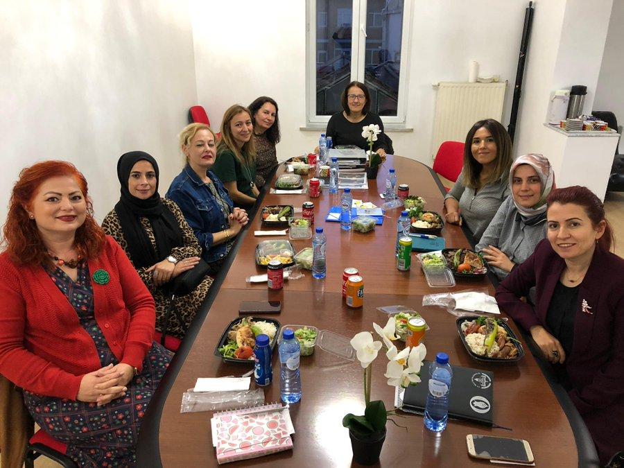 Türkçe dersleri degerlendirme toplantısı