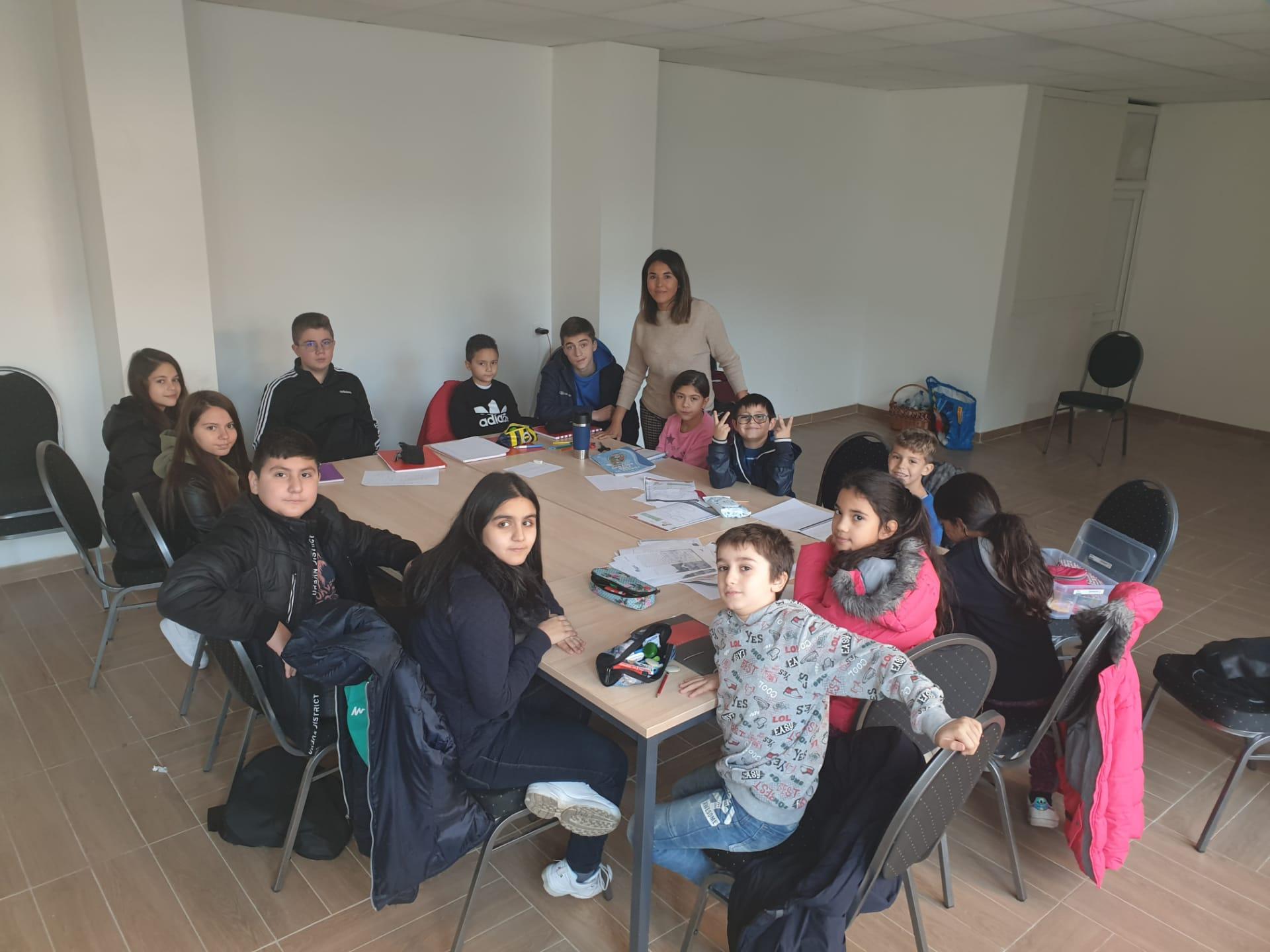 Türkçe Saati – Ana Dili Eğitimi