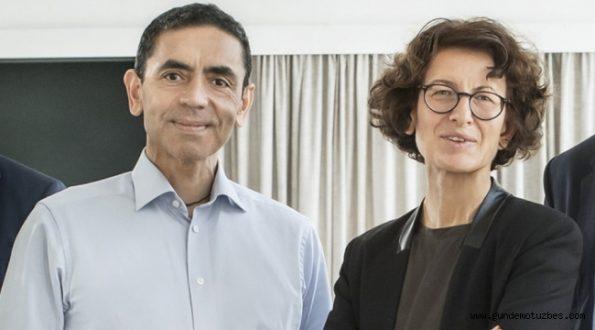 Prof. Dr. Uğur Şahin ve eşi Dr.Özlem Türeci çifti insanlığa umut oldu