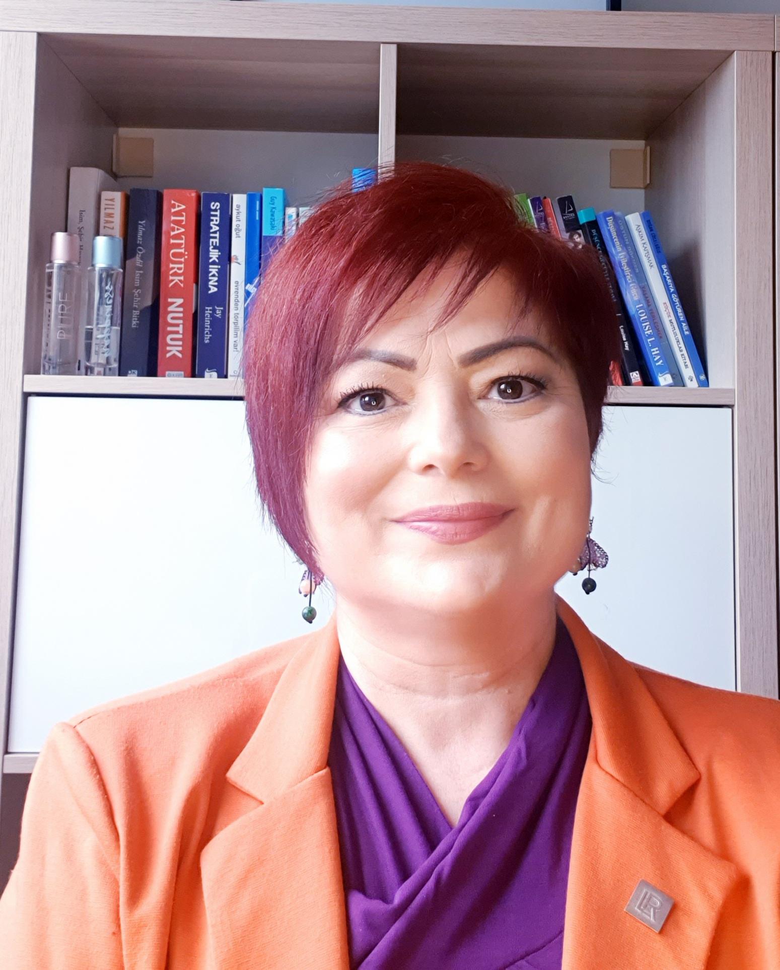 Zülbiye Ayaz - Eğitim ve Kaliteli Yaşam Danışmanlığı | Belçika Türk Eğitim Vakfı